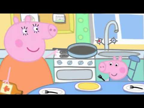 Peppa Pig English Episodes - NEW April 2015 - Over 3 hours!: