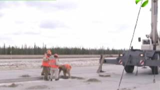 видео выравнивание взлетно посадочных полос