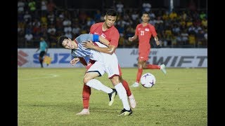 Philippines 1-0 Singapore (AFF Suzuki Cup 2018: Group Stage Full Match)