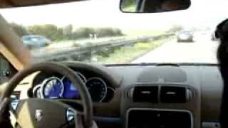 Porsche Cayenne GTS  vs. Volkswagen Phaeton V10 TDI
