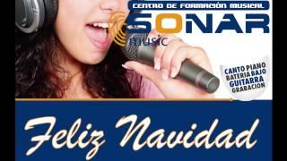 Canción Navideña interpretado por estudiantes de Sonar Music