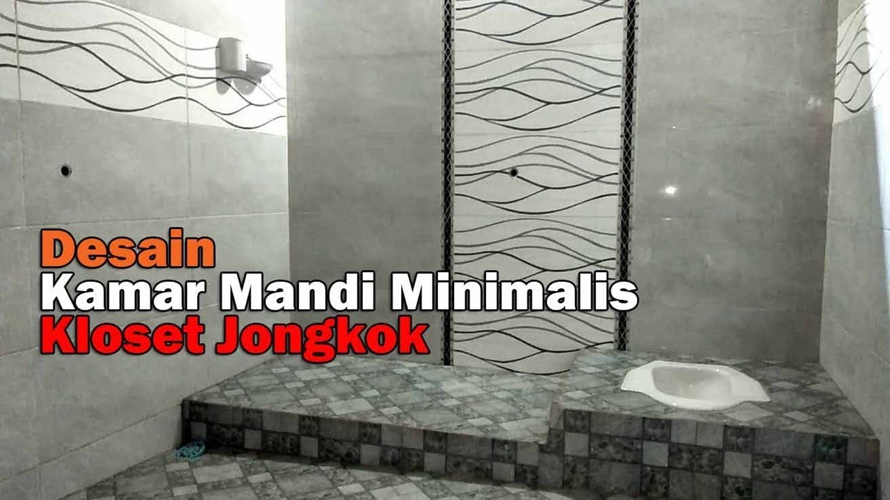 Desain dan Model Keramik Kamar Mandi Minimalis | #Eps11 ...