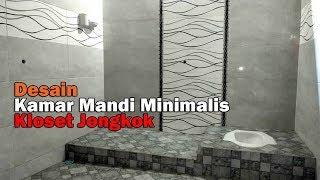 Desain dan Model Keramik Kamar Mandi Minimalis   #Eps11