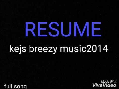 Resume-kejs breezy music 2014