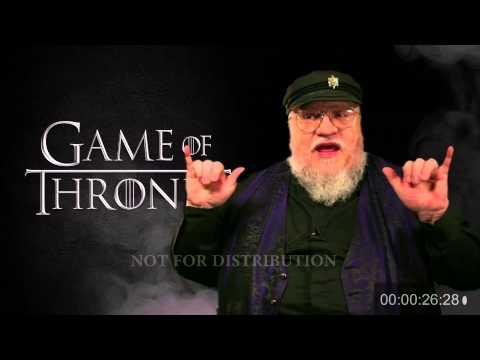 Игра престолов: Спойлеры от Джорджа Мартина (George R.R. Martin Game Of Thrones Spoilers RUS)