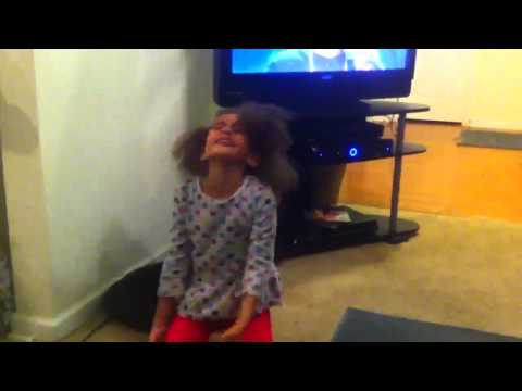 Lil Girl reacts to Astro elimination off X Factor