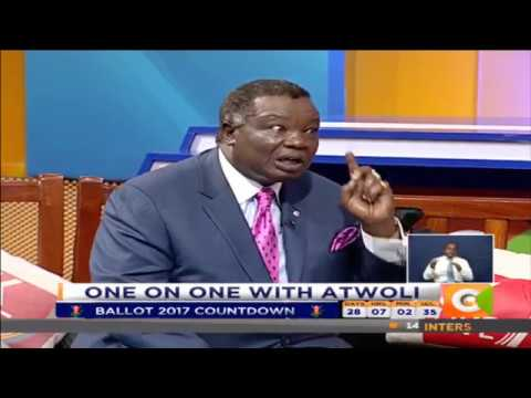 Jeff Koinange Live : One on One with COTU Sec Gen Francis Atwoli [Part 2]
