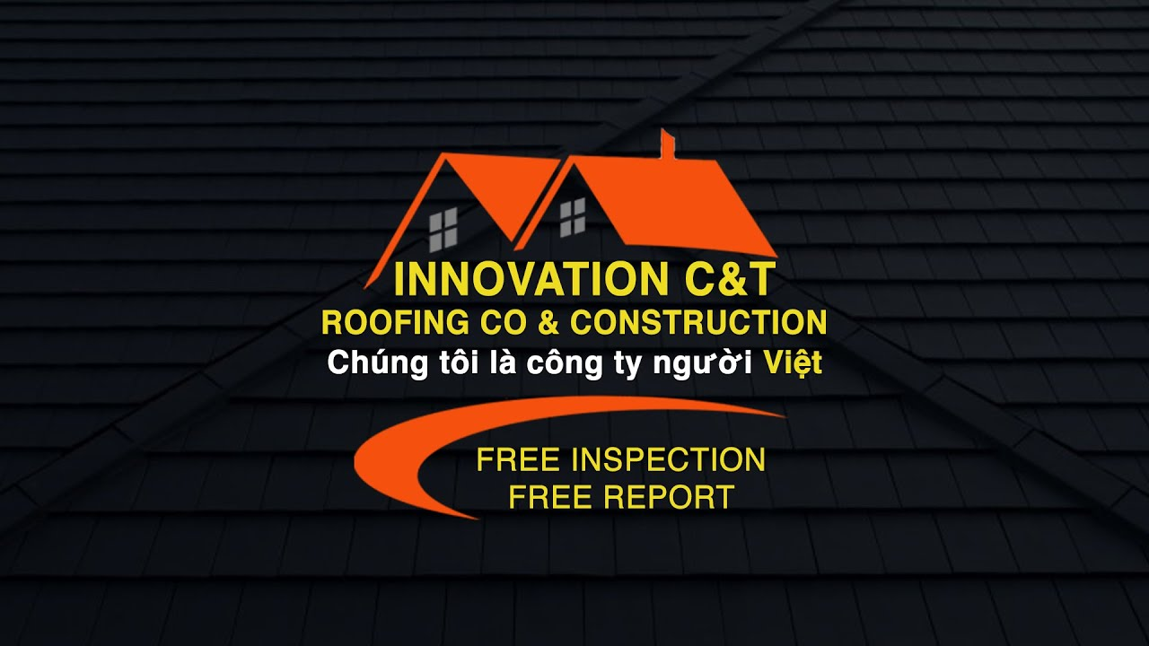 INNOVATION C&T Roofing CO and Construction - Free Inspection, Free Estimates & Free report.
