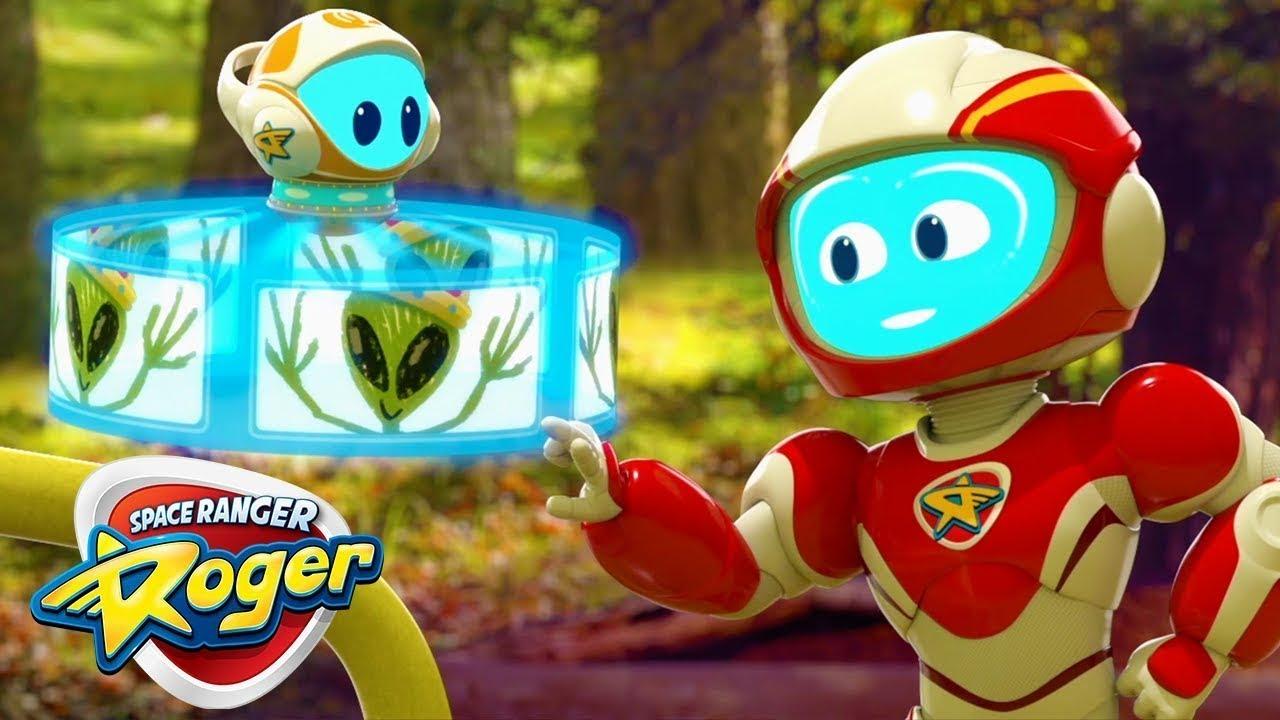 Download Space Ranger Roger | episodes 13 to 15 compilation | Cartoon Videos For Kids