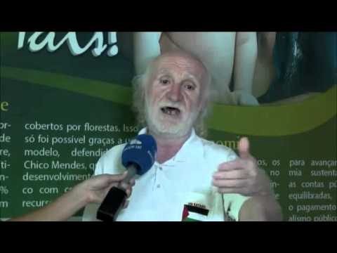 Amazônia Agora | Homenagem ao seringueiro e ativista Chico Mendes | Parte 01