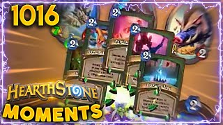 SAY GOODBYE TO ALL YOUR SECRETS | Hearthstone Daily Moments Ep.1016