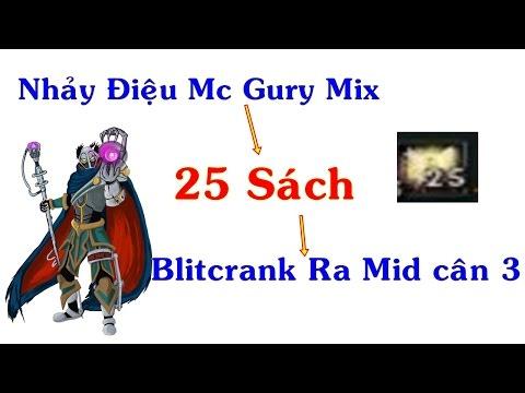 "Viktor Mid Nhảy MC Guri Mix ""25 Sách Ra Mid Cân 3"" - Trâu Best Udyr"