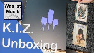 K.I.Z. Rap über Hass Box - Unboxing   Was haben die da alles reingepackt?
