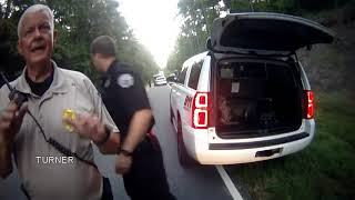 Washington County deputy involved shooting body camera video