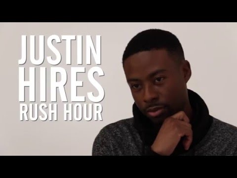 'Rush Hour' Star Justin Hires Talks 'Yin and Yang' Relationship With Co-Star Jon Foo
