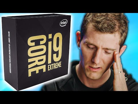 Intels behavior is PATHETIC  Core i9 10980XE Review