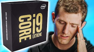 Intel's behavior is PATHETIC - Core i9 10980XE Review