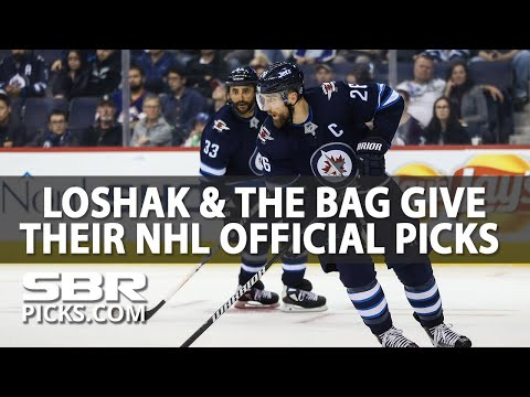 Loshak & The Bag Give Their Official NHL Picks | October 12th