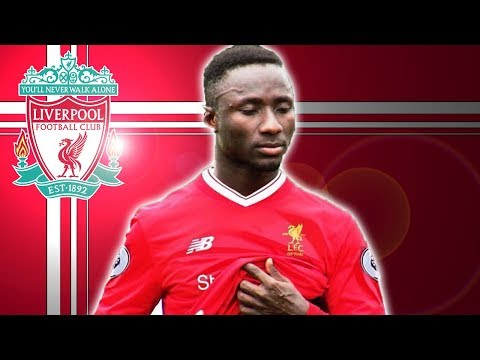 NABY KEITA | Welcome To Liverpool | Elite Passing & Skills | RB Leipzig 2016/2017 (HD)