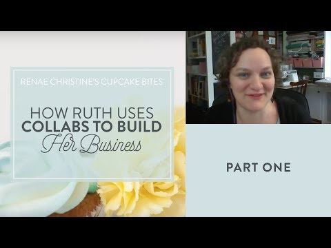 Part 1: How Ruth uses collabs to build her business - how to start a craft business from home