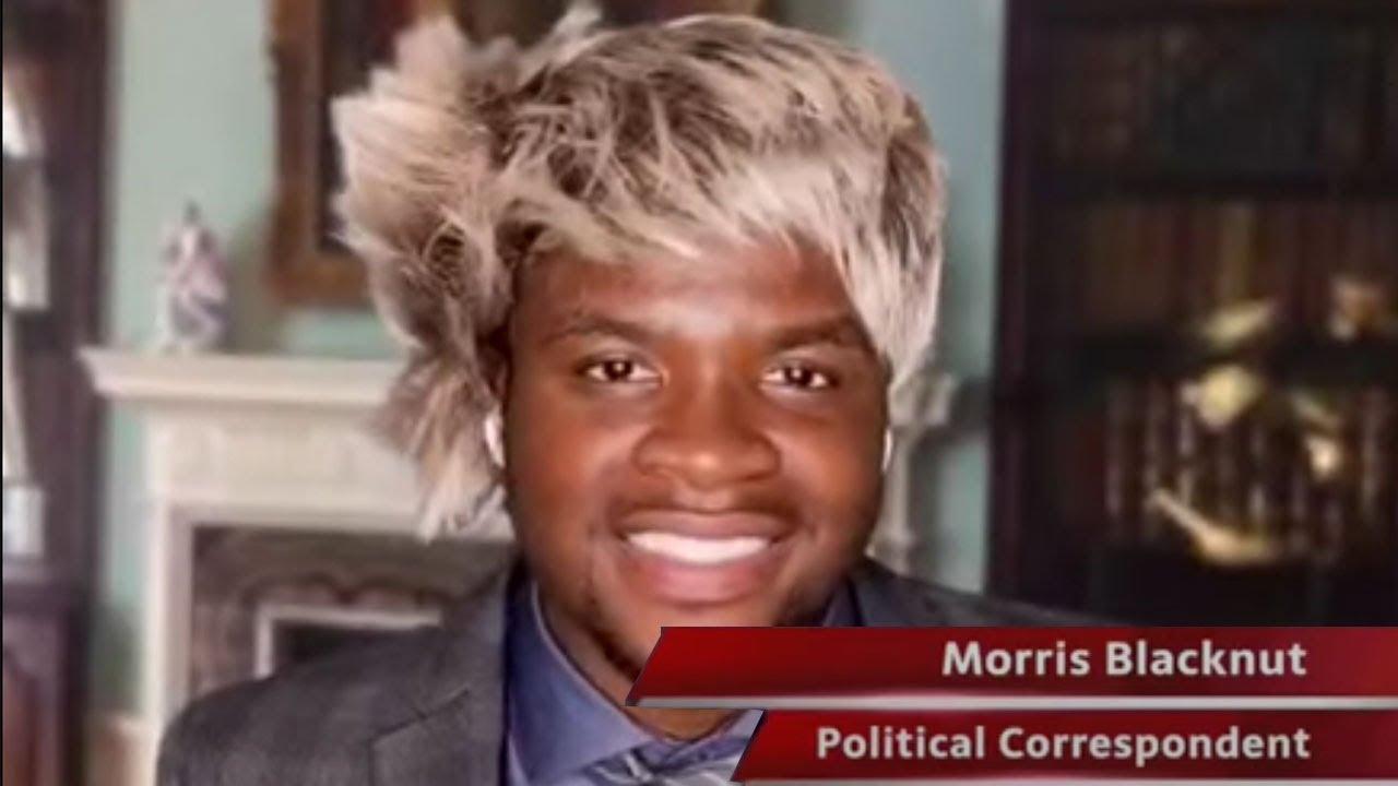 Breaking News: Boris Johnson's advisor speaks out about his lockdown speech 🤣 | Morris Blacknut!