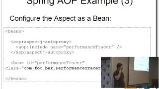 2010.05.26 Арсений Григорьев - Aspect-Oriented Programming со Spring Framework