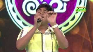 "Pathinalam Ravu Season 2 (Epi6 Part2) Muhammed Fayis Singing ""Thiru Twaha Rasooline"""
