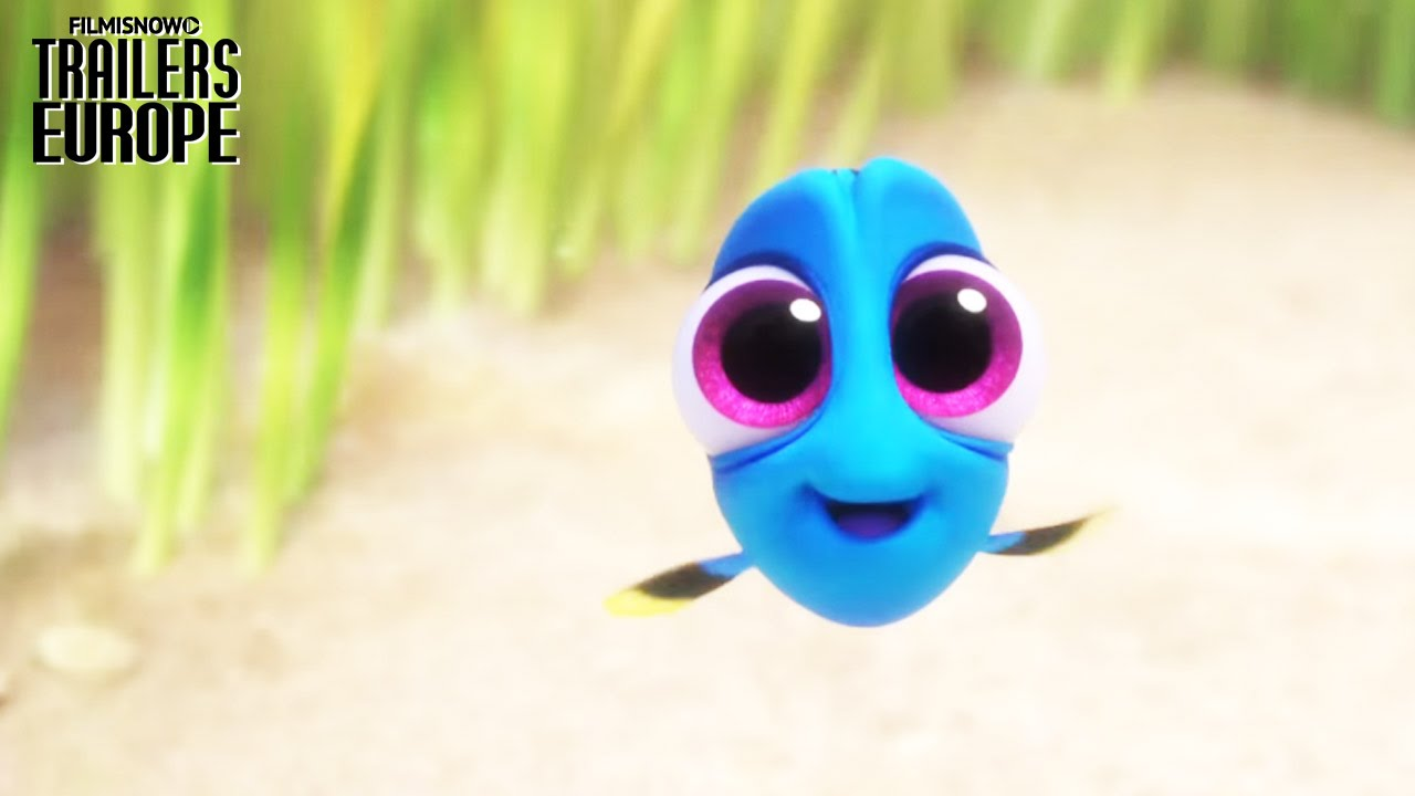 Meet Baby Dory in a new Clip from FINDING DORY - YouTube