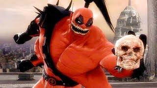 Mortal Kombat Komplete Edition - Venompool Goro & Deadpool Shao Kahn Tag Ladder Playthrough