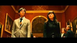 【TBS】日本映画史上初「ルーヴル美術館」ロケ敢行!綾瀬はるか×松坂桃...