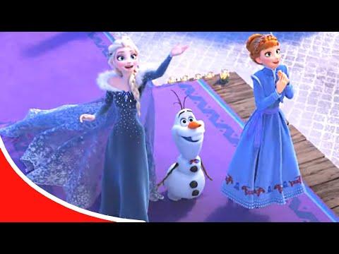 Олаф и холодное приключение | Короткометражки Студии Walt Disney | мультики Disney о принцессах