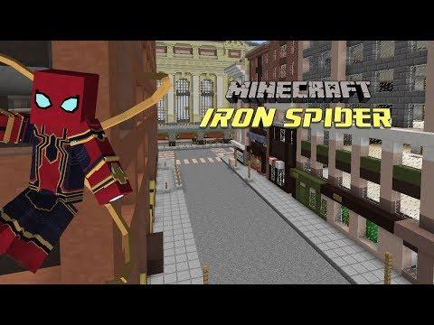 Omega & Fisk Superheroes(Minecraft Server) Episode 1- Fresh Start by