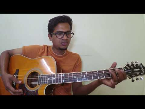 How to play Thendral vanthu theendum | part-2 | lesson | Isaac Thayil | Avatharam | Guitar | live
