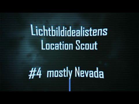 #21 Lichtbildidealistens Location Scout #4 mostly Nevada