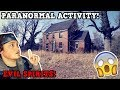 Hidden Abandoned House (Heard Haunting Noises!)