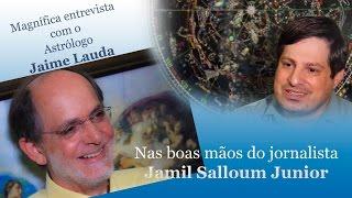 Roberto Carlos, Ayrton Senna -Entrevista: Quem é Jaime Lauda? por Jamil Salloum Junior jornalista.