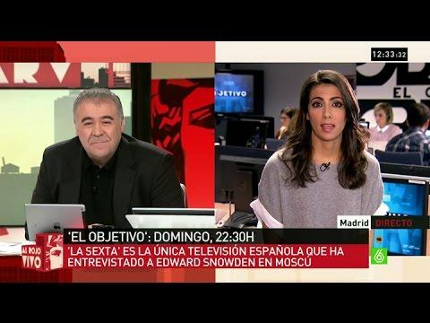 """Ana Pastor: """"Snowden acusa al Gobierno español y al CNI de permitir el espionaje"""""""
