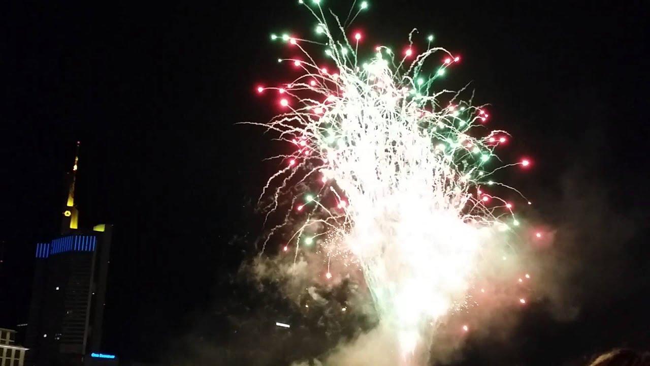 Feuerwerk Museumsuferfest