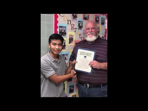 Jim May, Principal, Perrin Learning Center