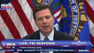 ORLANDO LATEST: FBI Director Details Omar Mateen Past