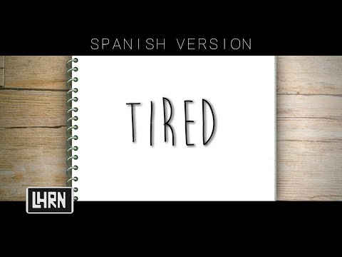 Tired - Alan Walker ft. Gavin James (Spanish Version) LosHnosRN