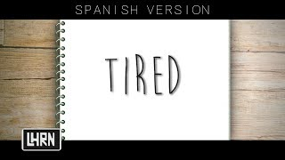 Tired - Alan Walker ft. Gavin James (Spanish Version) LosHnosRN