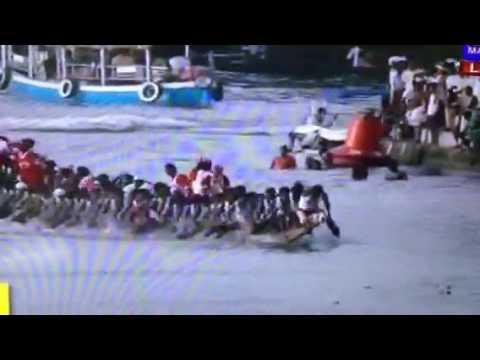 Nehru trophy boat race 2016