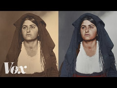 Thumbnail: How obsessive artists colorize old photos