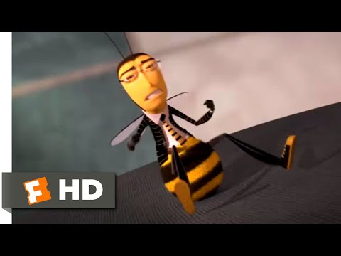 Bee Movie (2007) - A Stinging Testimony Scene (7/10) | Movieclips