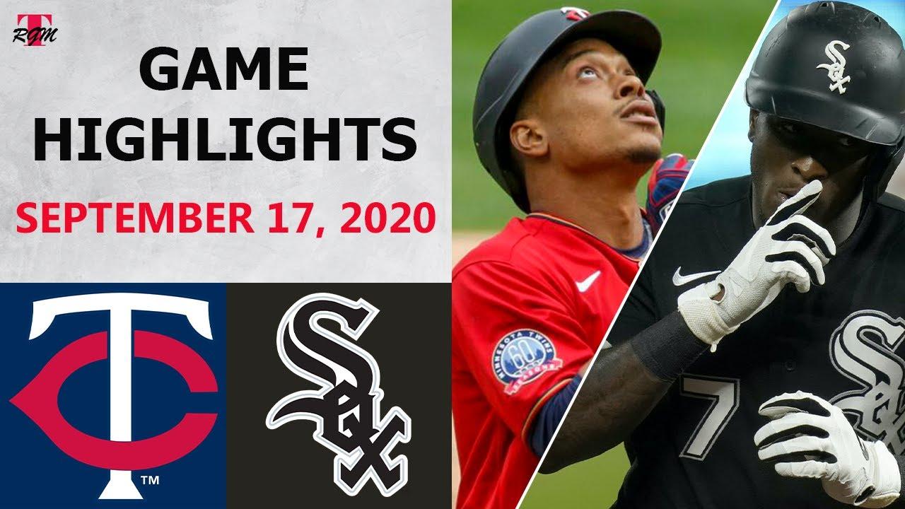 Minnesota Twins vs. Chicago White Sox Highlights | September 17, 2020 (Maeda vs. Lopez)