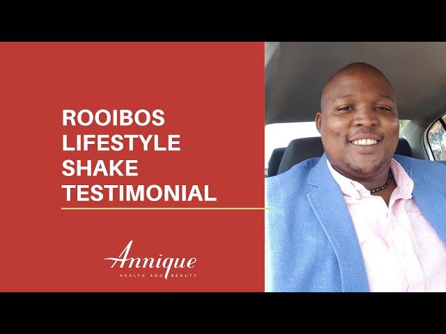 Rooibos Lifestyle Shake | Athi Fumbata