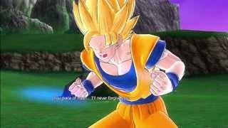 Dragon Ball Raging Blast 2: Goku Special  Quotes