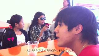 Video Lunch with Aliff Aziz - October 2012 download MP3, 3GP, MP4, WEBM, AVI, FLV Juni 2018