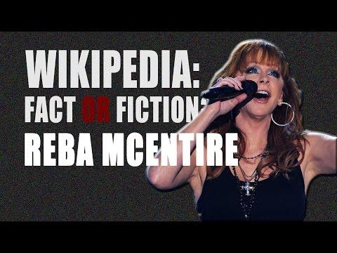 Reba McEntire - Wikipedia: Fact or Fiction?